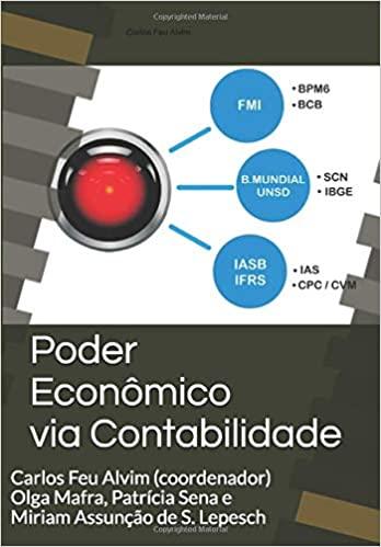 capa do livro: Poder Econômico via Contabilidade