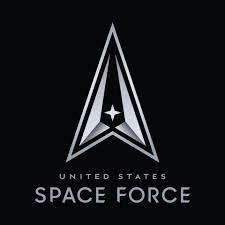 símbolo da spaceforce
